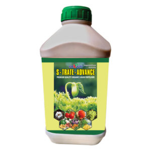 S-TRACE ADVANCE (Multi Nutrients liquid fertilizers)