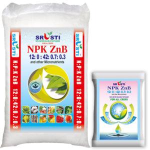 NPK ZnB 12-00-42:0.7:0.3+TE